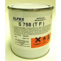 S758 Contact Adhesive 1 litre