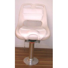 Seat. Pedestal and Shock Absorber Set