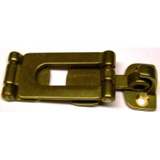 Hasp and Staple Brass Large