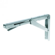 Folding seat or table brackets