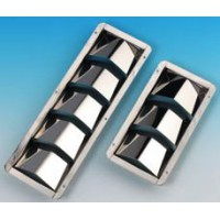Slotted vent stainless steel 1411