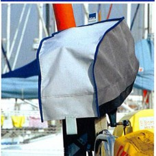 Blue Performance Outboard Cover