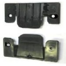 Linking brackets black 01146