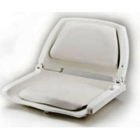 Fishermans Seat white vinyl