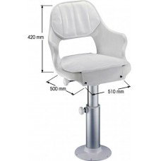 Captain Seat and Pedestal Set