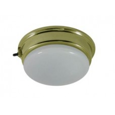 Brass finish  Waterproof light