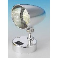 LED Reading Lamp Chrome Finish