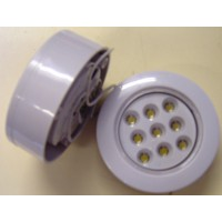 LED white mini downlight surface mount