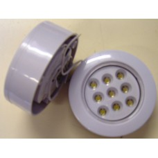 White LED mini downlight surface mount