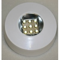 LED Lamp surface mount White Finish