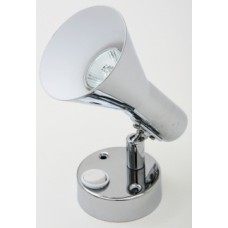 Reading Lamp Chrome Finish
