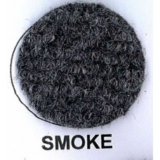 Smoke Ribbed Lining Carpet