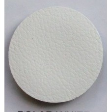 Polar White Foam Backed Lining  Roll End   1.8 Metres