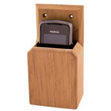 Teak Mobile Phone rack