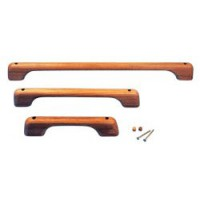 Teak Towel Bar 350mm